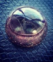 orgonit, fluorit, sowulo, orognitový šperk, sowulo, šperk, energie
