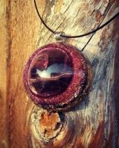 fluotit, orognitový šperk, sowulo, orgonit, energie, šperk