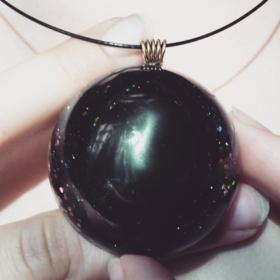 hematit, orgonit, orognitový šperk, sowulo, energie