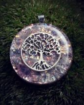 strom-zivota-s-fluoritem, orognitový šperk, energie, sowulo