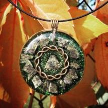 orognitový šperk, sowulo, orgonit, energie, šperk, orgone, orgonity, serpentin