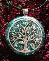 orognitový šperk, sowulo, orgonit, energie, šperk, orgone, orgonity, tyrkenti