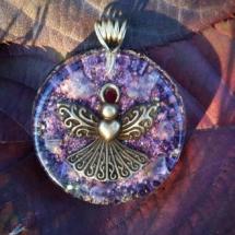 orognitový šperk, sowulo, orgonit, energie, šperk, orgone, orgonity,orgonit, šperky,anděl, ametyst, ochranný symbol