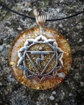 orognitový šperk, sowulo, orgonit, energie, šperk, orgone, orgonity,orgonit, šperky, citrín, manipura, symbol