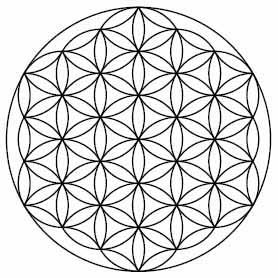 květina života, sowulo, posvátná geometrie, energie, orgonit, orgonitový šperk, orgonit, orgonite, orgone,