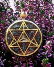 merkaba, sowulo, orgonit, orgonitový šperk, hematit, energie, léčivý, šperky, orgone, orgonity, symbo, posvátná geometrie