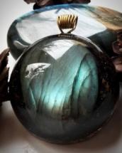 orgonit, orgonitový šperk, orgonity, sowulo, šperky, labradorit, energie, minerály, kameny,