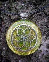 orognit, orgonitový šperk, orgonity, orgone, tyrkenit, sowulo, orgonitový šperk, šperky, energie, harmonie, harmonizační, minerály, polodrahokamy, olivín